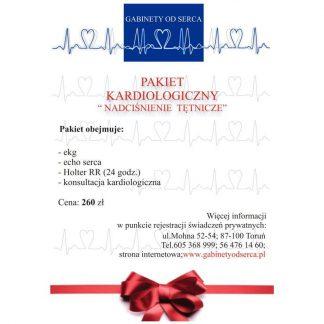 kardiol nadcisnienie 324x324 - Pakiet Nadciśnienie Tętnicze