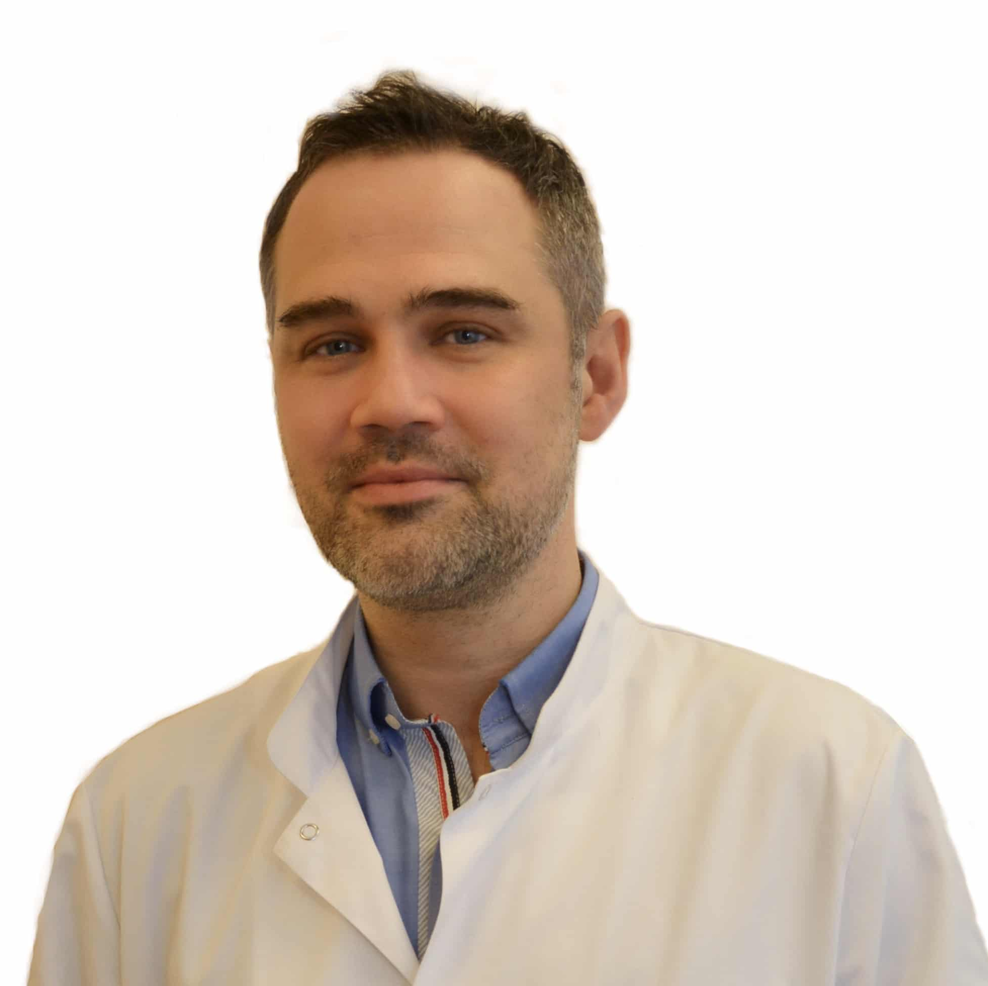 Specjalista chirurgii ogólnej Wojciech Kupczyk prywatnie Toruń