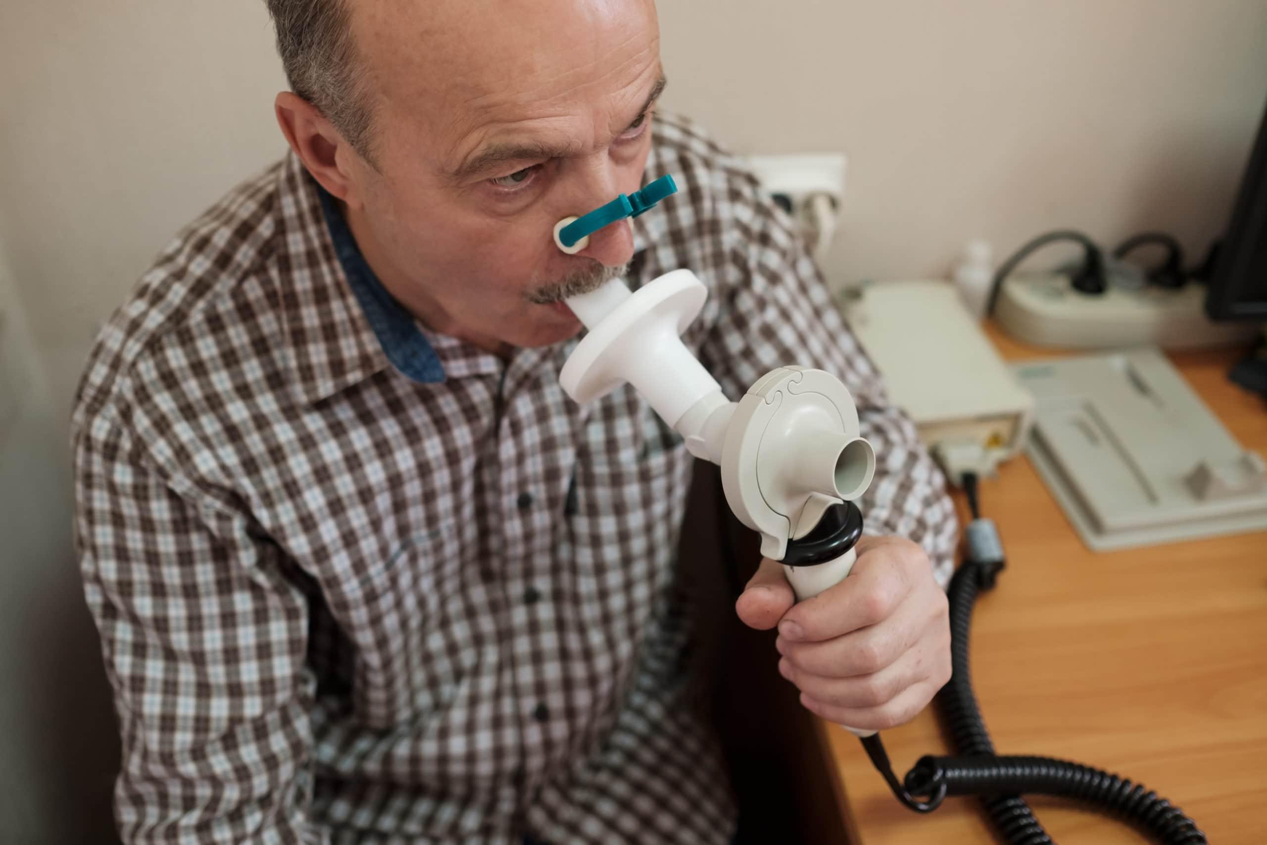 Badanie Spirometria Toruń